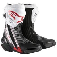 Alpinestars Supertech R Black White Red
