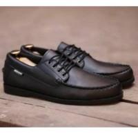 Sepatu Pria Semi Formal Casual Kerja Kantor Kuliah Pantofel