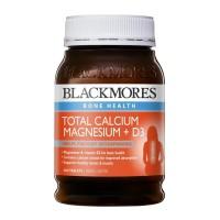 Blackmores Blackmore Total Calcium Kalsium Magnesium D3 Vitamin D 3