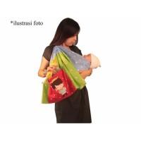 Kiddy Baby Carrier With One Pocket Bordir Aplikasi 7182