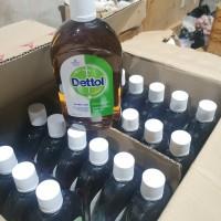 Dettol antiseptik 550 ml import singapore dettol liquid