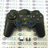 gamepad wireless android tv box stb / joystick pc / hp otg usb dongle