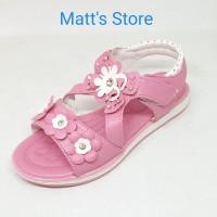 Sepatu sandal anak perempuan cantik impor (XH761-1) - size 28-36