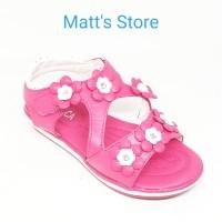 Sepatu sandal anak perempuan cantik impor (XH762-1) - size 26-36