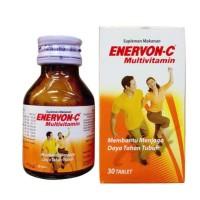 Enervon C Multivitamin Imun Isi 30 Tablet / Kapsul Murah Free Ongkir