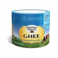 Organic Valley Purity Farms 212 g (Organic, Ghee, Clarified Butter)