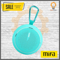 Speaker Xiaomi MiFa F1 Round Bluetooth Portable SD Card Slot