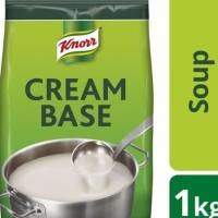 KNORR CREAM SOUP BASE 1kg