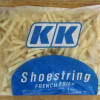 kentang goreng shoestring KK 1 kg
