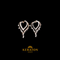 ANTING EMAS KERATON GOLD - EACZP00016 - 750