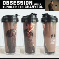 TUMBLER EXO OBSESSION VERSI 3 / Merchandise KPOP EXO-L Unofficial