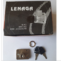 KUNCI LEMARI / KUNCI LACI HUBEN LENAGA 16mm (303-16mm)
