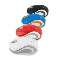 Mouse Wireless Logitech M187 Bergaransi Resmi Terbaik & Murah