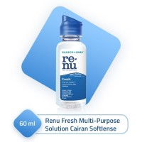 Renu Fresh Multi-Purpose Solution Cairan Softlense 60 Ml