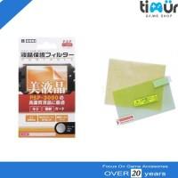 TERLENGKAP/////// Anti Gores Screen PSP Slim LCD Screen Protector ,
