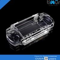 TERLENGKAP/////// Crystal Case Mika Transparan Protector PSP Slim 2000
