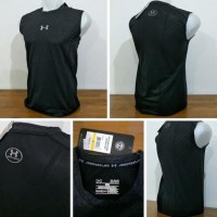 BASESLAYER BAJU LENGAN BUNTUNG VEST UNDER ARMOUR