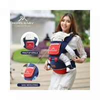 GENDONGAN HIPSEAT MOM S BABY NEW CLASSIC SERIES CARE IN STYLE MBG 2015