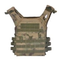 NFS Men Tactical Military Armor Army Combat Vest Molle Plate