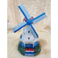 Miniatur Kincir Angin Windmolen Holland Belanda