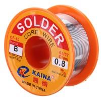 NFS 0.8mm 50g Rosin Core Solder 63/37 Tin Lead Flux Soldering