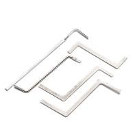 NFS DANIU 5pcs Locksmith Tools Double Row Tension Tools