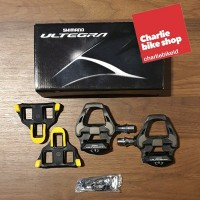 Pedal Cleat Roadbike SHIMANO Ultegra PD-R8000 Extra Plus 4mm 265 Gra