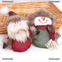Faid Ornamen Gantungan Pintu Desain Santa Claus Welcome untuk