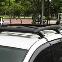 Universal Rack Roof Rack Rak Bagasi Atas Mobil Plastik ABS JSL