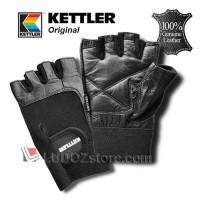 Sarung Tangan Gym Kettler [M] [Hitam]