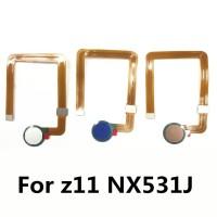 Fingerprint For ZTE nubia z11 NX531J Touch ID Sensor Flex Cable for