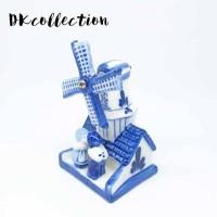 Miniatur kincir angin holland miniatur kincir angin Belanda souvenir