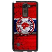 Hardcase LG Stylo2 Stylus 2 Boston Red Sox Grunge Baseball Clu