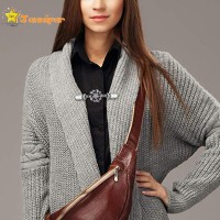Chain Pearl Cardigan Clip Women Sweater Blouse Shawl Blouse Clips