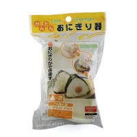 Cetakan Nasi Segitiga Bento Onigiri Rice Ball Maker Triangular isi 2