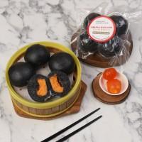 DIM SUM - Bakpau Salted Egg (4 Pcs) | Premium Quality