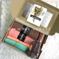 Terhot Gift Box Hijab / Souvenir Hijab / Parcel Ramadhan ((Paket