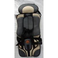 IMUNDEX Baby Car Seat / Portable Car Seat dudukan mobil bayi / anak - Abu-abu