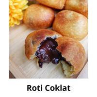 HOMEMADE ROTI GORENG COKELAT / KEJU / COKELAT KEJU (8 pcs)