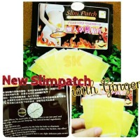minuman Slim Patch With Ginger - INA Slimpatch With Ginger ecer per