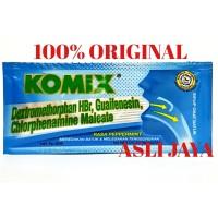 Komix OBH (Rasa Peppermint) - Obat Batuk