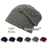 Beanie Bricks Topi Kupluk Dewasa Knitted Hat Bahan Rajut Tebal Fashion