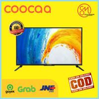 COOCAA LED TV 40 Inch Full HD Model 40D5A 2019