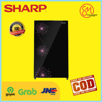 SHARP KULKAS 1 PINTU 133 L Model SJ-X167