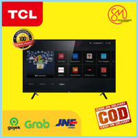 TCL 32 inch LED Smart Tv 32A3 HD Google certified with AI&Dolby Sound