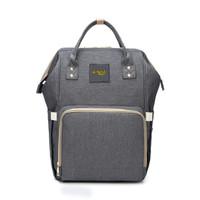 Tas Bayi Ransel Diaper Bag Susu Backpack Travel Waterproof kado 169