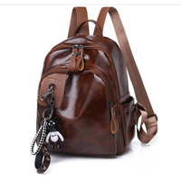 tas ransel wanita Backpack punggung import Sekolah Kuliah Kerja 093