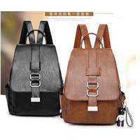 tas ransel wanita Backpack punggung import Sekolah Kuliah Kerja 103