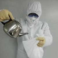 Ready Baju Pelindung Virus Cover Set Be Guard All Disposal Cover All
