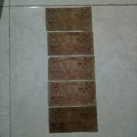 Uang Kertas Kuno Rp.10